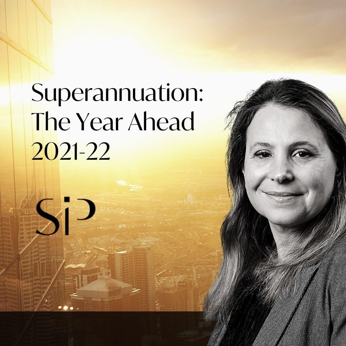 Sharon Gdanski - Superannuation